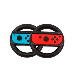Wholesale Game Steering - Steering Wheel For Nintend Switch Game Remote Controller Joy-Con For NS Wheel Roda Remote Control Game Accessory