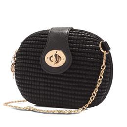 Wholesale Brand S Handbags - Wholesale- 2017 New women messenger bag leather handbags brand small crossbody bag for women fashion brands chain shoulder bag tote S-198