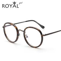 4bbe6a3f3ab Wholesale- 2016 New Fashion Vintage Round Optical Frame Eye Glasses Frames  TR Eyeglasses Frames os035
