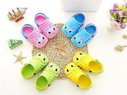 Porter des chaussures en Ligne-Infant Bébé Sabots Sandales Chaussures Toddler Chaussures Vêtements Enfants Garçons Filles D'été Enfants Chaussures De Mode Doux PVC Mini Melissa