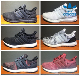 Adidas Ultra Boost 3.0 Triple Black White Primeknit Oreo CNY Pink Men Women  Running Shoes Sport Original Ultra Boosts ultraboost Sneaker