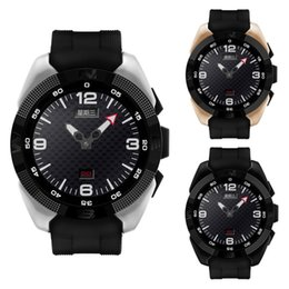 Wholesale Running Watches Heart Rate - Sport Running Smart Watches NO.1 G5 Men Women Health Bluetooth Smartwatch Clock For Android ISO Phone With Heart Rate Monitor