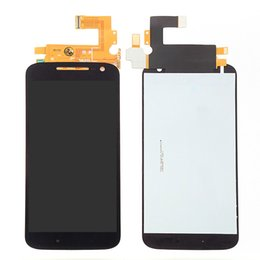 Wholesale touch screen g4 - Good quality lcd display with touch screen digitizer for Motorola MOTO G4 XT1622 XT1626 MOTO MAX XT1225 MOTO G3
