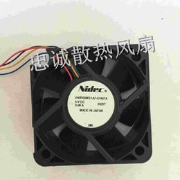Wholesale Cooling Xbox - New Original for Xbox Kinect 2.0 body sense game cooling fan Nidec X880927-004 U40R05MS1A7-57A07A DC5V 0.08A 4CM