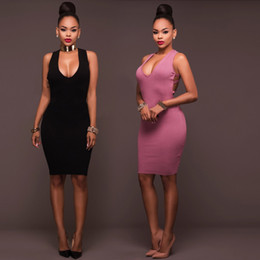 Wholesale Cheap Plus Bodycon Dresses - Spaghetti Strap 2017 Sweetheart Neckline High Quality Sexy Women Bodycon Bandage Dresses Wholesale Cheap Plus Size XL