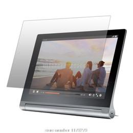 pantallas antideslumbrantes para tabletas. Rebajas Al por mayor- Ultra Clear / Anti-Glare Protector de pantalla para Lenovo Yoga Tablet 2 8