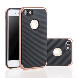 Wholesale Hongmi Black - Carbon Fiber Back Cove 2In 1 Non-slip Samsung a3 a5 a7 cases Shockproof Rugged Armor Case For HongMi note4 3X 4A 4Prime