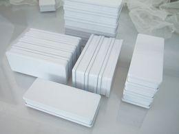 tea tins wholesaler NZ - 2017 New Arrival 160X65X30mm white rectangle tea tin box storage box case