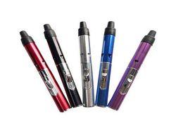 Wholesale Slim Lighters - Slim lady Butane Torch Click N Vape-Incense Burner- Torch Lighter Pen smoking pipe Mini Herbal Vaporizer