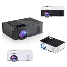 Wholesale gaming accessories - Wholesale-lumens smart Android 4.4 lcd tv led projector full hd accessories 1920x1080 3d home theater projetor video proyector beamer