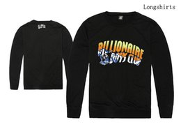 Wholesale Long Sleeve Dance - Hot sale o-neck men and women bbc long tshirt love hip hop hot selling print letter o-neck spring and autumn wholesale price street dance