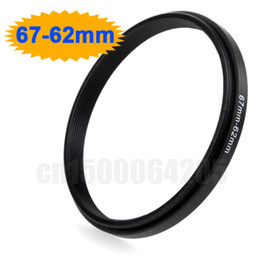 Wholesale step up down - Wholesale- 67-62MM 67MM - 62MM 67 to 62 Step up Down Filter Ring adapters , LENS, LENS hood, LENS CAP, and more...