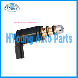 Wholesale Vw Air Conditioning Compressor - fit for VW Golf Audi A3 auto air conditioning compressor control valve , China supply