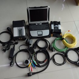 Wholesale Used Engines - MB Star C5 SD Connect Plus Laptop cf19 HDD Xentry DAS Software + For BMW ICOM NEXT + 1TB HDD Ready to use