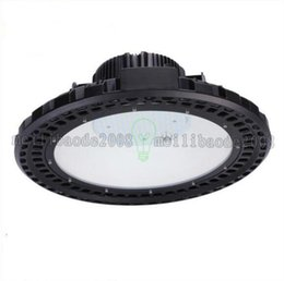 Wholesale Warehouse Usa - 120W 150W 200W UFO High bay light In USA industrial factory warehouse workshop exhibition hall Lamp Meanwell driver NICHIA Chips 90-277V MYY