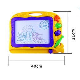 Wholesale Educational Drawing Board - Magnetic Drawing Board Painting Color Children's Best Gift Graffiti Early Childhood Educational Painting Board Toys For Kids