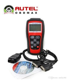 Wholesale Diagnostic Tools Gm Cars - Autel MaxiScan MS509 Car Code Reader Autel MS509 OBDIIOBD Auto OBD2 Scanner Maxiscan MS 509 Automotive Diagnostic Tool