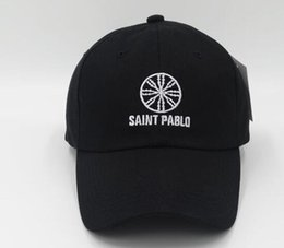 Wholesale Cool Hats For Winter - wholesale Buy Saint Pablo Snapbacks,Snapback for sale,Snapbacks hats caps,discount Cheap Outdoor Cool Kanye Saint Pablo tour cap Snapback