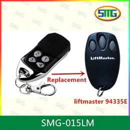 Wholesale Rolling Code Garage - Wholesale- Universal 433.92Mhz Rolling Code Garage Door Gate Remote Control LIFTMASTER 94335e
