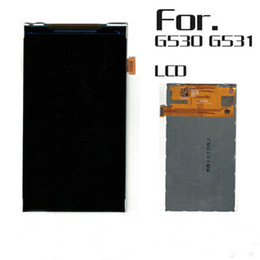 Wholesale Galaxy Repair - For Samsung Galaxy Grand Prime G530 G531 screen panel with High quality use for repalcement or repair touch lcd digitizer