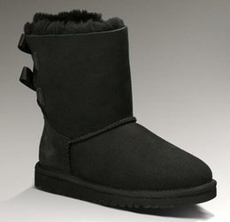 Wholesale Head Snow - 2017 new round head boots winter high helper warm boots waterproof each woman's choice