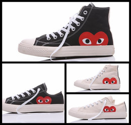 Wholesale 2017 Original Chuck Taylor Shoes For Men Women Running Sneakers Low High Top Skate Big Eye Fashion Casual