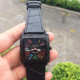 Wholesale Buddha Watch - Fm 2017 AAA Brand Cheap Price High Quality Watches Luxury Watch Genuine Leather Quartz Dropship Buyer Hot Selling Gift FM Full Diamon Buddha