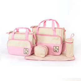 Wholesale Material Combinations - Multi-functional new five-piece Huayao material size combination Mummy bag shoulder bags