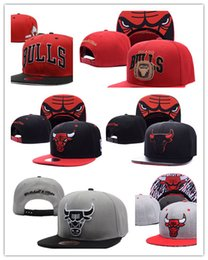 Wholesale Cheap Fitted Caps Free Shipping - Free Shipping 2017 wholesale price new Fashon Chicago Adjustable Snapback Thousands Snap Back Hat For Men Basketball Cheap Baseball Cap