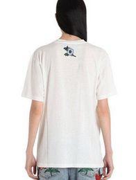 Wholesale Long Sleeve Styles Men - New GG letter logo shirt Cotton T-shirt diamond Men Women T-shirt Clothes fashion Style Cotton women Tops GG Men T-Shirt