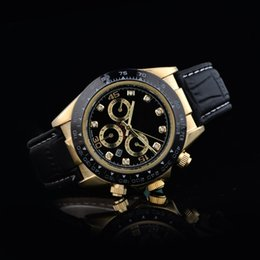 Wholesale Pure Batteries - 40MM The new top brand of sports man pure Shi Yingchun function AAA quality precise positioning of a fully functional watch quartz movement