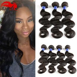 Wholesale Princess Hair Products - Hannah product Brazilian Virgin Hair Body Wave 3 Bundles Princess Hair Brazilian Body Wave Unprocessed Brazilian Hair Weave Bundles