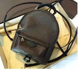 Wholesale Flower Girl Purses - 2017 free shipping!Genuine fashion backpack shoulder bag handbag Khaki alphabet combination mini package messenger bag mobile phone purse ba