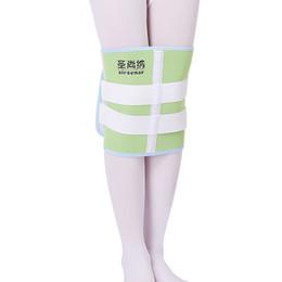 Correzione gamba online-SSN-205 X gamba Gambe O-correzione con Gambe fasciate cintura corretta apparecchio postura Gambe rosa