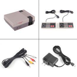 Hospedagem de jogos on-line-Mini TV Video Game Handheld Console 620 500 Jogos 8 Bit Sistema de Entretenimento Para Nes Jogos Clássicos Nostálgico Anfitrião Cradle