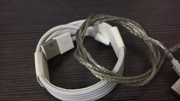 Wholesale Iphone Charger Quality - With retail package 7 generations AAAA OEM Quality 1m 3ft USB Data Sync Charger Cable