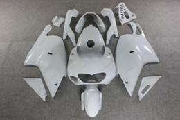 Aprilia rs 125 vollverkleidung online-Karosserie RS 125 01 00 Kunststoffverkleidungen RS125 02 03 Unlackierte Full Body Kits für Aprilia RS125 04 05 2000 - 2005