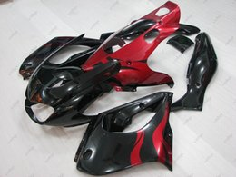 Wholesale Yzf Thunderace - Bodywork YZF 1000R 00 01 Plastic Fairings for YAMAHA YZF1000R 96 97 Black Red Body Kits Thunderace 98 99 1997 - 2007