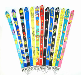 Wholesale Favorite Games - mix Many styles Neck Lanyard.Cartoon Games Lanyard.ID Holder,Keys,Phone,Multi Selection You can choose your favorite