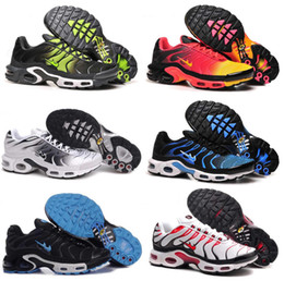 Wholesale Tn Sneakers - 2017 Free Shipping Cheap TN Air Running Shoes For Men Best 2017 Brand TN Sports Shoes High Quality Outdoor Sneakers