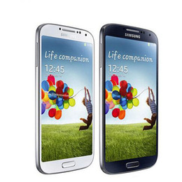 Wholesale S4 Back White - Original Samsung Galaxy S4 i9500 3G I9505 4G Eu version 16GB Quad Core 5.0Inch 2.0MP+13.0MP Camera Unlocked Smart Phones
