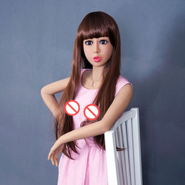 Wholesale Japanese Made Sex Dolls - 140cm Hot Sale Sexual Toys Japanese Lifelike Realistic Big Fat Ass TPE Sex Love Doll Made In China