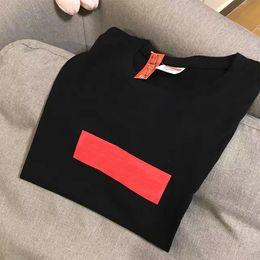Wholesale Boxing T Shirts - 2017 Tea Peach Suprem T Shirts Men Women Summer Short Sleeve Tops Tees Hip Hop Embroidered Box Logo Cotton T-shirts