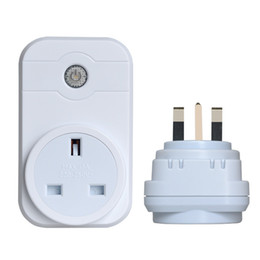 Wholesale Wireless Socket Control - Wifi Socket Outdoor Wifi Plug Remote Controlled Sockets Wifi Power Outlet Wireless Plug Switch Best Light Switches For Home