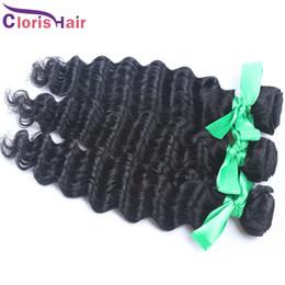 Wholesale Elite Natural Human Hair - Unparalleled Quality Deep Curl Hair Bundles Elites Indian Deep Wave Human Hair Weave Cheap Natural Curly Remi Hair Extensions 3pcs
