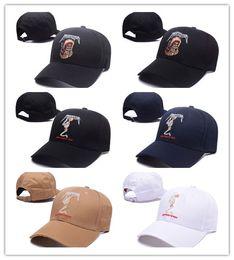 Wholesale Wholesale Denim Caps - wholesale Men Wonwen Yeezus Baseball Cap Drake YEEZUS Tour Hat Kanye West Denim Strapback,2017 Snakeskin PLAIN BASEBALL HIP HOP Caps hats