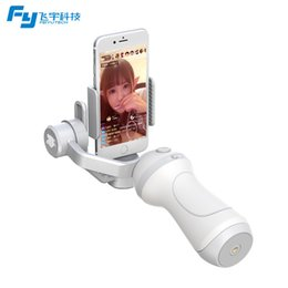 steadicam iphone Rebajas Feiyu Vimble C 3 ejes Mobile Gimbal Stabilizer Smartphone de 3 ejes steadicam para iPhone Sumsung HuaWei VS Zhiyun Smooth Q