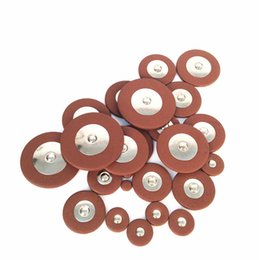 Wholesale Pad Saxophone - Hot Sale 26 Pieces Sax Leather Pads Replacement for Alto Saxophone High Quality Saxophone Accessories