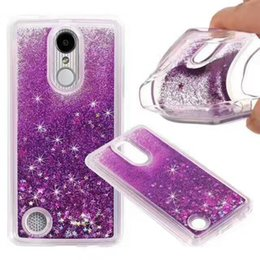 Wholesale C7 Red Green - For iphone 7 7 7Plus Samsung S8 S8plus J7 C7 LG G3 stylus V20 ZTE V6 SONY C6 Bling Bling Transparent TPU Water Glitter Soft Case