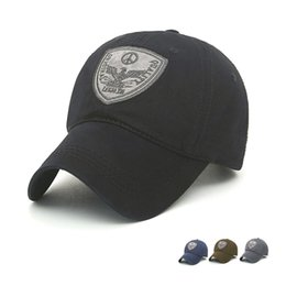 Wholesale Table For Fashion Design - Wholesale- Fashion Casual Design Men Spring Summer Cotton Baseball Cap Korean Style Beach Breathable Cap Hat For Male Solid